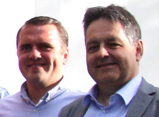 Franky &  Tom